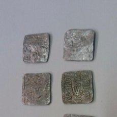 Monedas hispano árabes: MONEDAS HISPANO-ARABE DE PLATA, BUENA CONSERVACION.. Lote 80157753