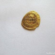 Monedas hispano árabes: ANTIGUA MONEDA ARABE A IDENTIFICAR * ORO. Lote 128169879