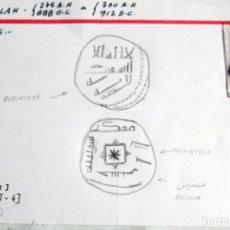 Monedas hispano árabes: ABDALLAH-FELUS. Lote 229980205