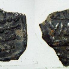 Monedas hispano árabes: FRACCION DE DIRHAM HISPANOARABE. Lote 135240270