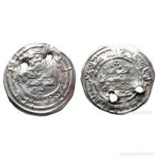 Monedas hispano árabes: HISHAM II, DIRHAM AL-ANDALUS 381 H. Lote 140762485