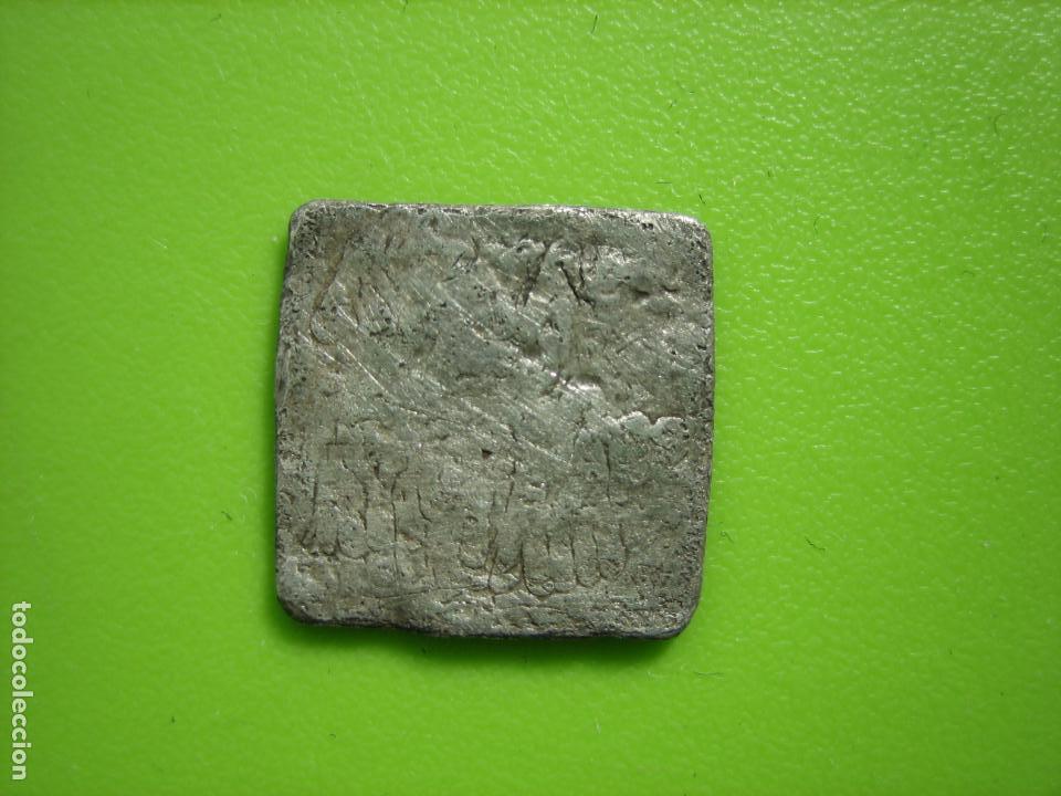 MONEDA HISPANO-ARABE EN PLATA (Numismática - Hispania Antigua - Hispano Árabes)