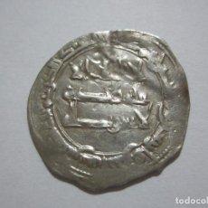 Monedas hispano árabes: EMIRATO DE CORDOBA, DIRHAM 242 H AL ANDALUS. Lote 147211922