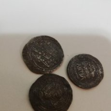 Monedas hispano árabes: 3 MONEDAS ÁRABES . Lote 151407238