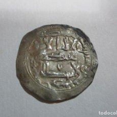 Monedas hispano árabes: EMIRATO DE CORDOBA, DIRHAM 222 H AL ANDALUS. Lote 213655800