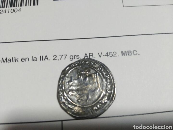 Monedas hispano árabes: Califato Cordoba Dirhem dirham 353 h Al-haqem al-haken II Medina Azahara 2,89gr MBC certificado aut - Foto 6 - 115523475