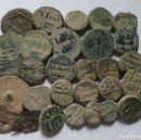 Monedas hispano árabes: LOTE DE 28 FELUS HISPANO ARABES.. Lote 160936422