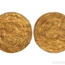Monedas hispano árabes: ALMORÁVIDES, DINAR., 532H., AGHMAT.. Lote 164149913