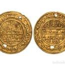 Monedas hispano árabes: ALMORÁVIDES, DINAR., 536H., MADINAT TILIMSAN (TLEMCEN).. Lote 164149925