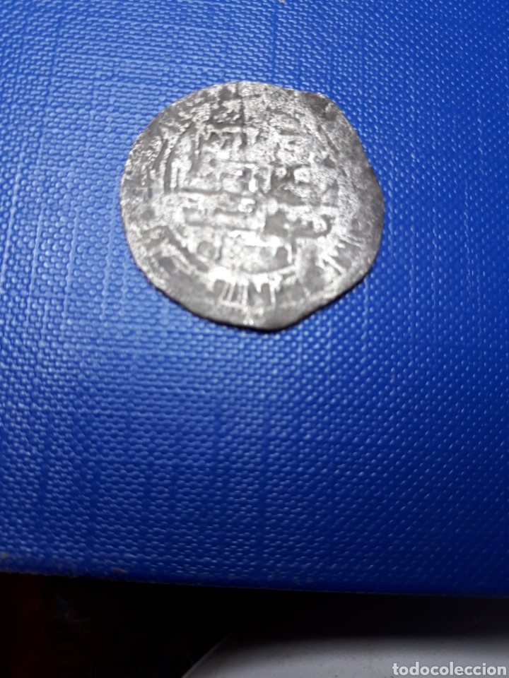 Monedas hispano árabes: Bonita moneda de plata hispano árabe dhirman - Foto 2 - 167592162