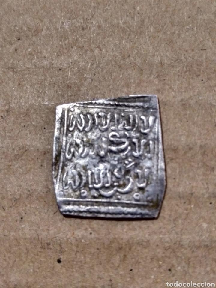 Monedas hispano árabes: 5- MILLARES HISPANO CRISTIANO IMITACIÓN DEL DIRHEM ALMOHADE - Foto 2 - 168597426