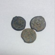 Monedas hispano árabes: LOTE DE FELUSES. Lote 171047364