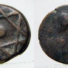 Monedas hispano árabes: FELUS ESTRELLA DE DAVID. Lote 171618897