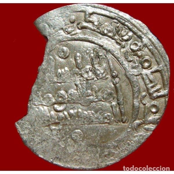 Monedas hispano árabes: España - Califato de Cordoba Hisam II Dirham. Madinat Fas (Fez). - Foto 2 - 176216155