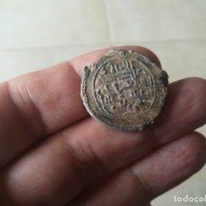 Monedas hispano árabes: AMULETO PLOMO HISPANO ARABE ANDALUSI. Lote 181450032