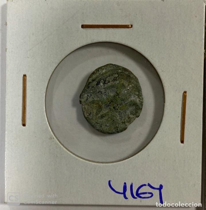 Monedas hispano árabes: LOTE DE 6 MONEDAS FELUS A IDENTIFICAR Y EXPERTIZAR. HISPANO ARABES. VER FOTOS. - Foto 8 - 182369232