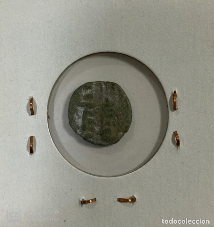 Monedas hispano árabes: LOTE DE 6 MONEDAS FELUS A IDENTIFICAR Y EXPERTIZAR. HISPANO ARABES. VER FOTOS. - Foto 13 - 182369232