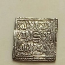 Monedas hispano árabes: TLEMECEN - IMP. ALMOHADE- IMAN ALMEHDY - DIRHEM. Lote 183292540