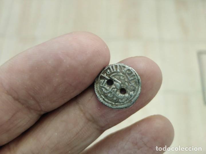 Monedas hispano árabes: QUIRATE PLATA HISPANO ARABE ANDALUSI II - Foto 2 - 183097140
