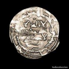 Monedas hispano árabes: CALIFATO DE CÓRDOBA, HISAM II, DIRHAM. AL-ÁNDALUS, 383 A.H. 993 D.C. Lote 183976448
