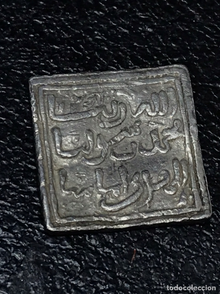 Monedas hispano árabes: MONEDA HISPANO ARABE ALMOHADE MARRAKECH - Foto 2 - 184355372