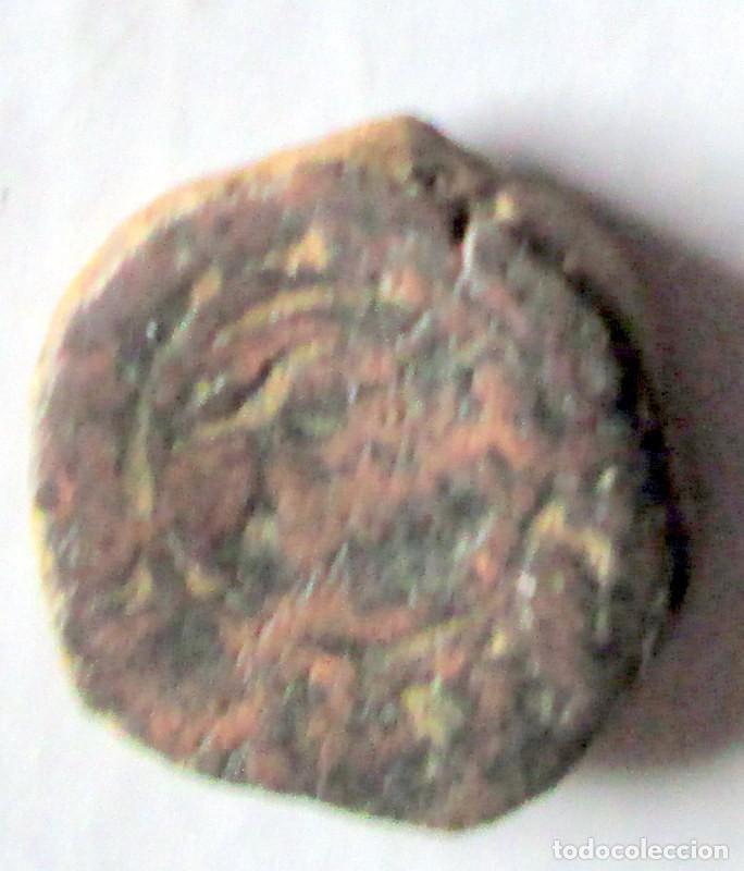 Monedas hispano árabes: FELUS CON CARA HUMANA 2 VARIANTES - Foto 4 - 187481517