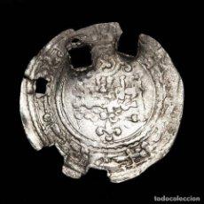 Monedas hispano árabes: ESPAÑA DIRHAM - ABD-AL-RAHMAN III 337 A.H-948 D.C. MEDINA (47-D). Lote 195206836