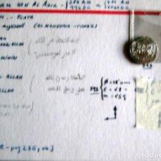 Monedas hispano árabes: AL HAQUEM BEN AL AZIZ- D. FATIMITA - PLATA. Lote 210209028