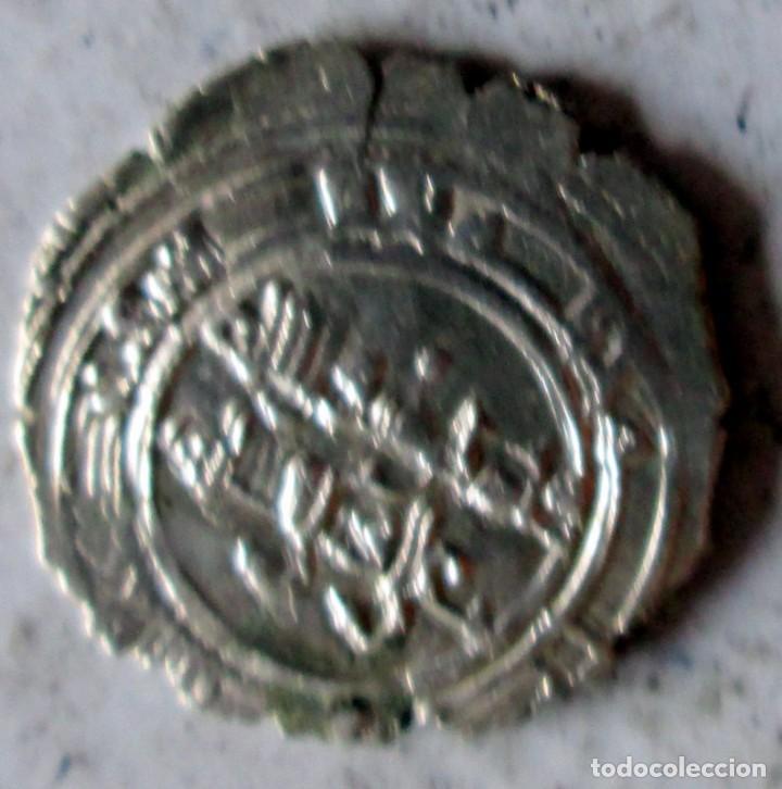 Monedas hispano árabes: AL HAQUEM BEN AL AZIZ- D. FATIMITA - PLATA - Foto 2 - 210209028