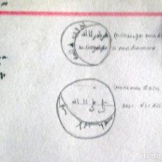 Monedas hispano árabes: AL HAQUEM BEN AL AZIZ -1/4 D. FATIMITA - PLATA. Lote 210209925