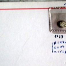 Monedas hispano árabes: 2 FATIMITAS DE PLATA -AL AZIZ ?. Lote 210210158