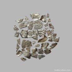 Monedas hispano árabes: CONJUNTO DE FRAGMENTOS DE DIRHAM DEL PERIODO OMEYA, (6,60 G).A50-LM. Lote 211453920