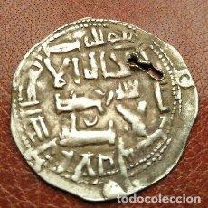 Monedas hispano árabes: BONITO DIRHAM ANDALUSI DE PLATA. Lote 215965648