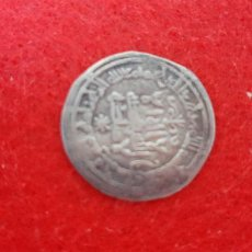 Monedas hispano árabes: MONEDA PLATA HISPANO ARABE MBC ORIGINAL , B37. Lote 217831782