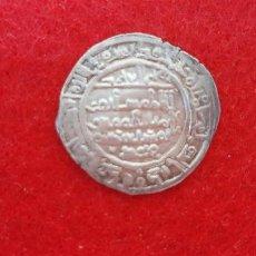 Monedas hispano árabes: MONEDA PLATA HISPANO ARABE MBC ORIGINAL , B37. Lote 217831816