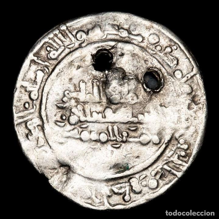 ESPAÑA CORDOBA DIRHAM AL-RAHMAN III MEDINA AZAHARA 346 H (183-D) (Numismática - Hispania Antigua - Hispano Árabes)