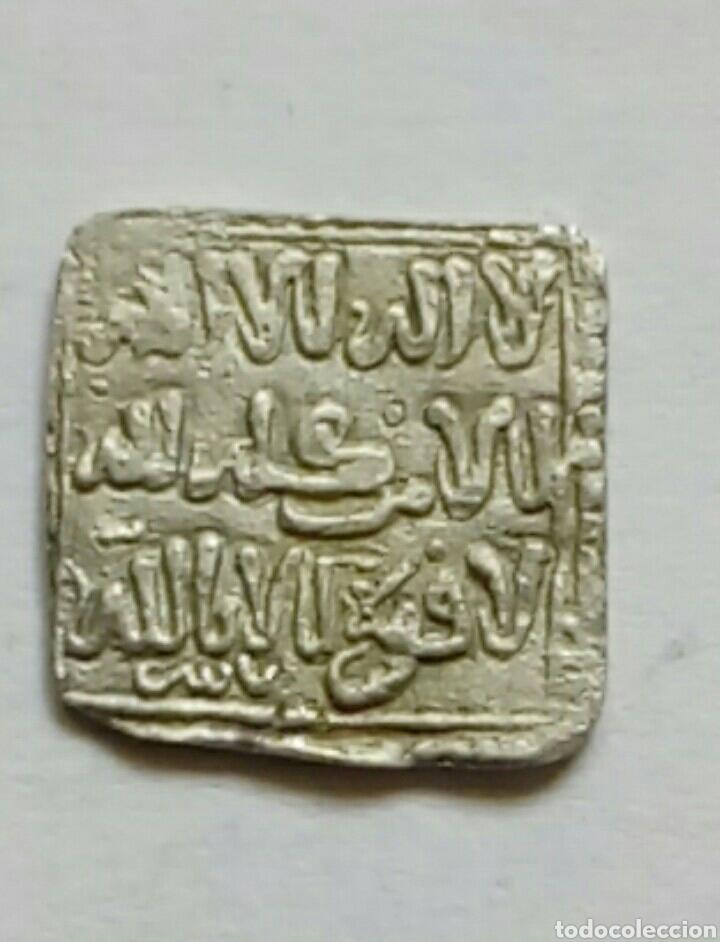 IMP. ALMOHADE - IMAN ALMEHDI - CEUTA - DIRHEM (Numismática - Hispania Antigua - Hispano Árabes)