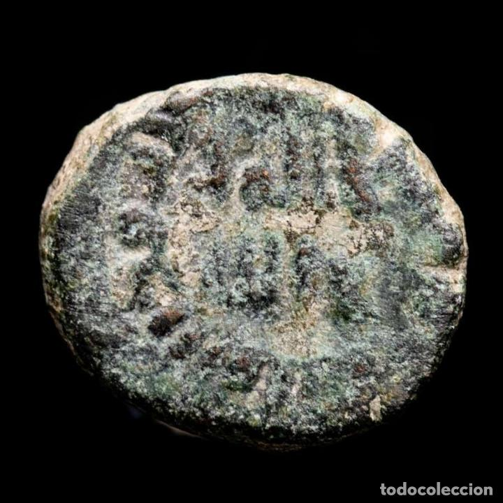 Monedas hispano árabes: Scarce independent Cordubas Emirate bronze fals (749-928 d.C.). - Foto 2 - 254401165