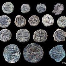 Monedas hispano árabes: LOTE 23 MONEDAS HISPANO ARABES.. Lote 277655103