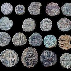 Monedas hispano árabes: LOTE 26 MONEDAS HISPANO ARABES.. Lote 277655333