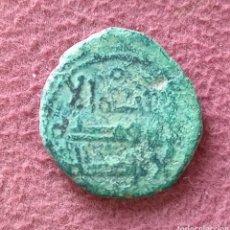 Monedas hispano árabes: MONEDA ÁRABE MOHAMMED I FELUS IDRISI NORTE DE ÁFRICA INDICION. Lote 281963758