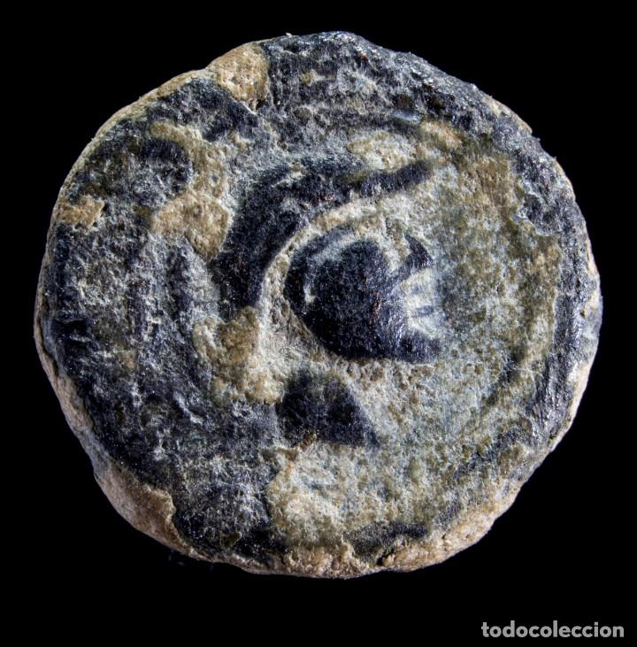 FELUS EPOCA GOBERNADORES (GUERRERO) - 13 MM / 2.02 GR. (Numismática - Hispania Antigua - Hispano Árabes)