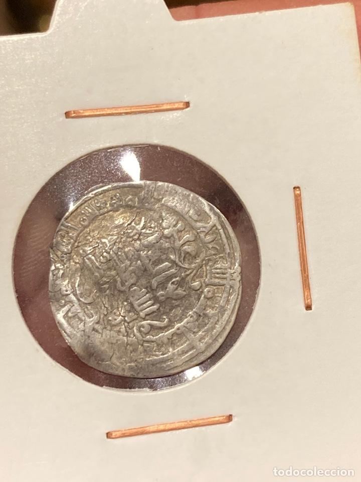 Monedas hispano árabes: Antigua moneda arabe por clasificar - Foto 2 - 288467648