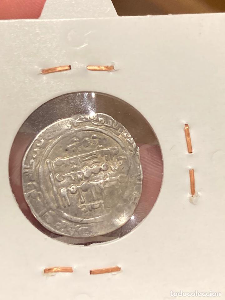 ANTIGUA MONEDA ARABE POR CLASIFICAR (Numismática - Hispania Antigua - Hispano Árabes)