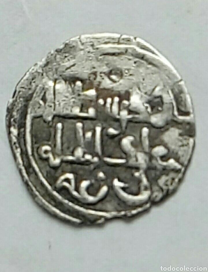 MOHAMAD YUSUF ALLAH( MOHAMAD I AL-HAMAR) - TAIFA DE JAEN - FRAC.DIRHEM (Numismática - Hispania Antigua - Hispano Árabes)