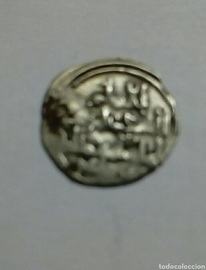 Monedas hispano árabes: MOHAMAD YUSUF ALLAH( MOHAMAD I AL-HAMAR) - TAIFA DE JAEN - FRAC.DIRHEM - Foto 4 - 288681073