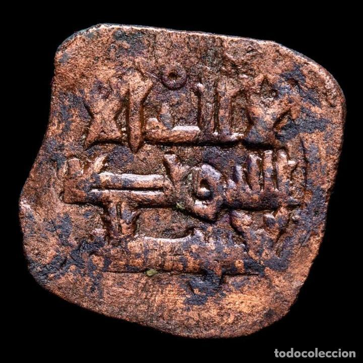 Monedas hispano árabes: Emirato Independiente 206-238 H / 821-852 d.C. Felus. (FEL164) - Foto 2 - 290037483