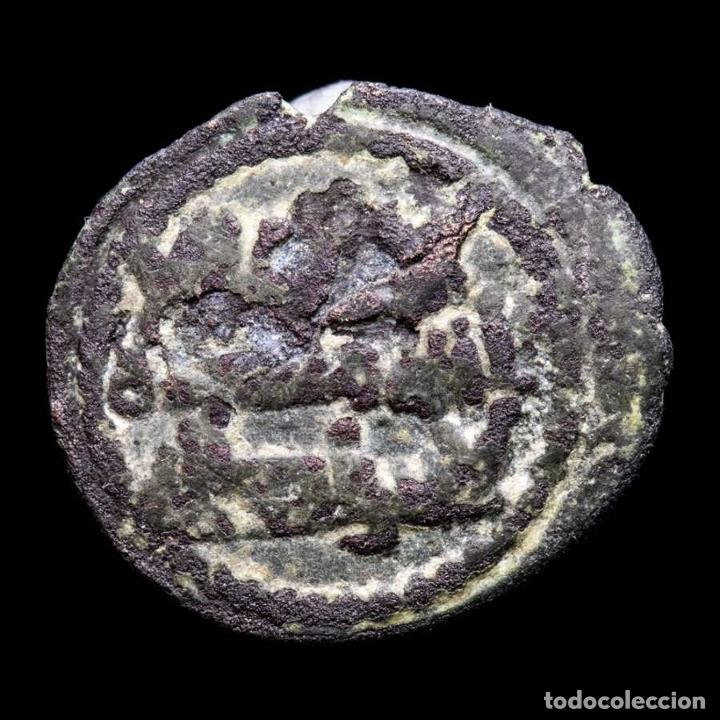 Monedas hispano árabes: Emirato Independiente 206-238 H / 821-852 d.C. Felus. (FEL162) - Foto 2 - 290037718