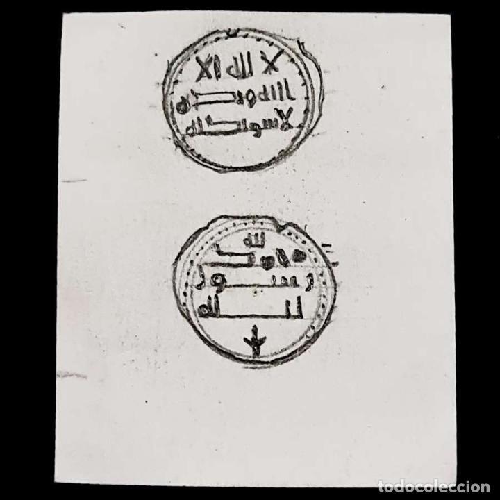 Monedas hispano árabes: Emirato Independiente 206-238 H / 821-852 d.C. Felus. (FEL162) - Foto 3 - 290037718