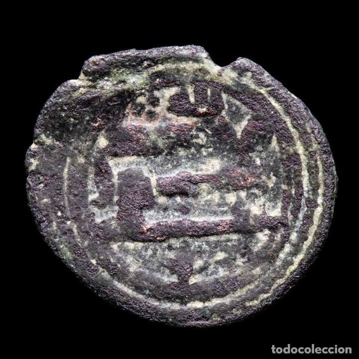 EMIRATO INDEPENDIENTE 206-238 H / 821-852 D.C. FELUS. (FEL162) (Numismática - Hispania Antigua - Hispano Árabes)